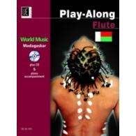 PLAY-ALONG MADAGASCAR FLUTE