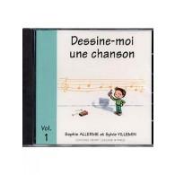 ALLERME S./VILLEMIN S. DESSINE-MOI UNE CHANSON VOL 1 CD