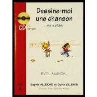 ALLERME S./VILLEMIN S. DESSINE-MOI UNE CHANSON VOL 2