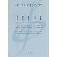 STRASNOY O. HEINE 2 VOIX