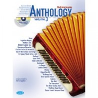 CAPPELLARI A. ANTHOLOGY 3 ACCORDEON