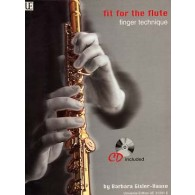 GISLER-HAASE B. FIT FOR THE FLUTE
