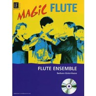 GISLER-HAASE B. MAGIC FLUTE VOL 1 FLUTES ENSEMBLE