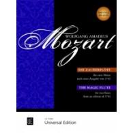 MOZART W.A. THE MAGIC FLUTE FLUTES