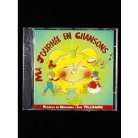 VILLEMIN L. MA JOURNEE EN CHANSONS CD