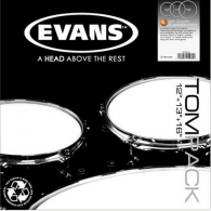 PEAUX DE TOM EVANS G2 TRANSPARENTES ROCK 10 12 16
