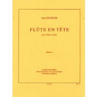 SICHLER J. FLUTE EN TETE FLUTE