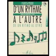 LAMARQUE E./GOUDARD M.J. D'UN RYTHME A L'AUTRE VOL 2