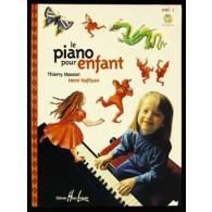 MASSON T. LE PIANO POUR ENFANT VOL 1