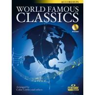 WORLD FAMOUS CLASSICS ACCORDEON