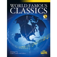 WORLD FAMOUS CLASSICS FLUTE A BEC ACCOMPAGNEMENT PIANO