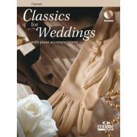 CLASSICS FOR WEDDINGS CLARINETTE