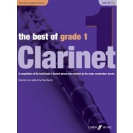 THE BEST OF GRADE 1 CLARINET