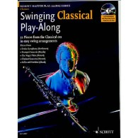 SWINGING CLASSICAL PLAY-ALONG CLARINET