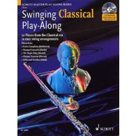 SWINGING CLASSICAL PLAY-ALONG FLUTE