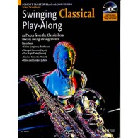SWINGING CLASSICAL PLAY-ALONG SAXO TENOR