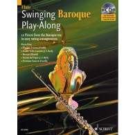 SWINGING BAROQUE PLAY-ALONG FLUTE