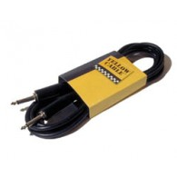 CORDON JACK YELLOW CABLE ERGOFLEX G66D