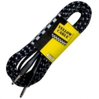 CORDON JACK YELLOW CABLE ERGOFLEX G66DG