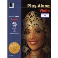 PLAY-ALONG ISRAEL VIOLON