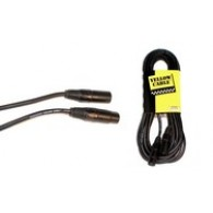 CABLE MICROPHONE YELLOW CABLE M10X