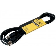 CABLE MIDI YELLOW CABLE MD6