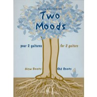 KRUISBRINK A. TWO MOODS GUITARES