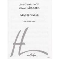 MEUNIER G./DIOTJ.C. MAJDOVALSE FLUTE