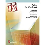 GRIEG FOR CLARINETS