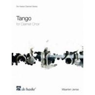 MAARTEN J. TANGO CLARINETTES