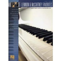 PIANO DUET PLAY ALONG VOL 38 LENNON MC CARTNEY PIANO 4 MAINS
