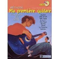 VAILLOT T./ LARBIER P. METHODE MA PREMIERE GUITARE