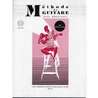 LEMAY S. METHODE DE GUITARE POUR DEBUTANTS AVEC CD