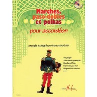 MAUGAIN M. MARCHES PASO-DOBLES POLKAS ACCORDEON