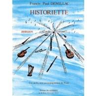 DEMILLAC F.P. HISTORIETTES COR
