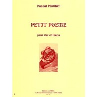 PROUST P. PETIT POEME COR