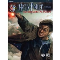 POTTER HARRY INSTRUMENTAL SOLOS COR