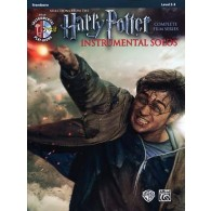 POTTER HARRY INSTRUMENTAL SOLOS TROMBONE