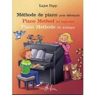 PAPP L. METHODE DE PIANO