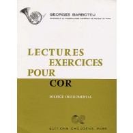 BARBOTEU G. LECTURES EXERCICES COR