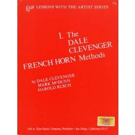 CLEVENGER D. FRENCH HORN METHODS VOL 1
