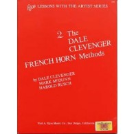 CLEVENGER D. FRENCH HORN METHODS VOL 2 COR