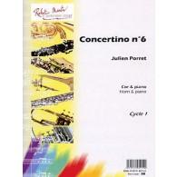 PORRET J. CONCERTINO N°6 COR
