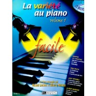 LECLERC M./MASSON T. VARIETE AU PIANO (LA) VOL 1