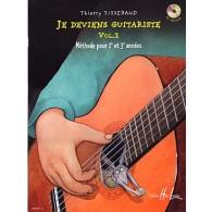 TISSERAND T. JE DEVIENS GUITARISTE VOL 2