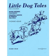 ADAIR Y. LITTLE DOG TALES PIANO