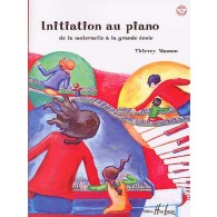 MASSON T. INITIATION AU PIANO