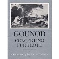 GOUNOD C. CONCERTINO FLUTE