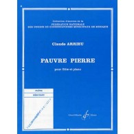 ARRIEU C. PAUVRE PIERRE FLUTE