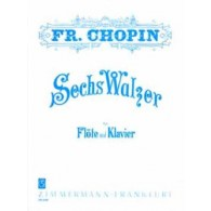 CHOPIN F. VALSES FLUTE